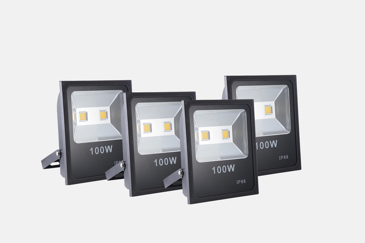 LED Floodlighting | Services | Templec